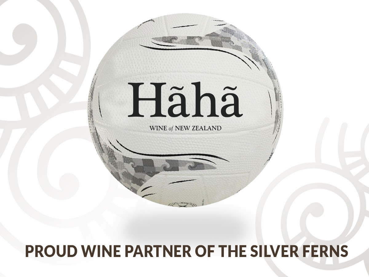 Proud Wine Partner of the Silver Ferns