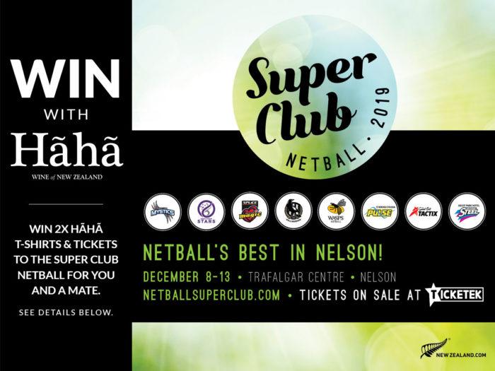 Super Club Netball Competiton